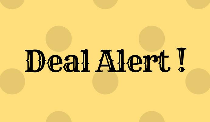 Deal Alert