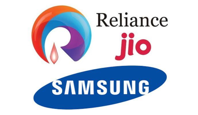 Reliance Jio Samsung